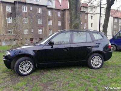 używany BMW X3 Sprzedam