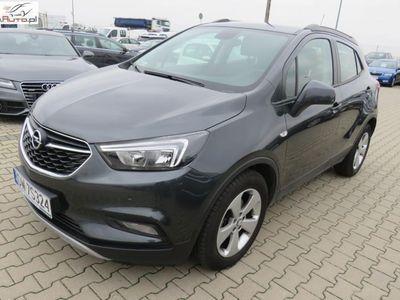 używany Opel Mokka 1.4dm3 140KM 2017r. 19 052km ABS