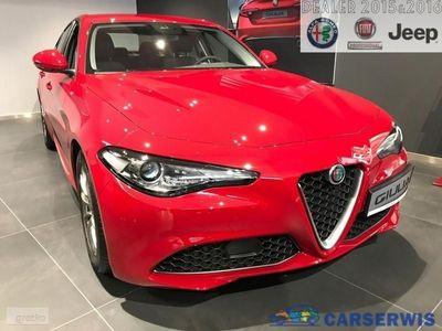 gebraucht Alfa Romeo Giulia BASE 2.2 Diesel 150KM | Czerwony | Pakiet LIGHTING + FLOTA + 17 | 20
