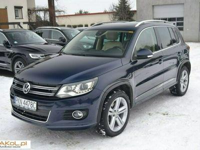 używany VW Tiguan 2dm 150KM 2015r. 143 000km