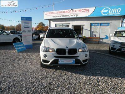 used BMW X3 F25