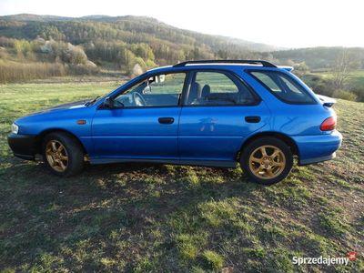 używany Subaru Impreza 2.0
