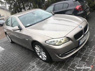używany BMW 520 D F10 2012 AUTOMAT ZAREJESTROWANY W PL
