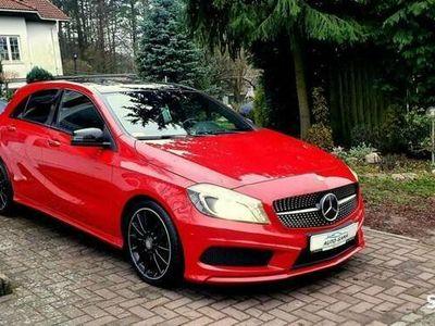 używany Mercedes A180 1.6dm 122KM 2014r. 119 097km