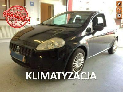 używany Fiat Grande Punto Benzyna/Klimatyzacja/Isofix/8 airbag/City/Niemcy