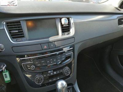 używany Peugeot 202 508 2dm3 163KM 2015r.708km 508 SW HDI Allure Aut FV 23%, Gwarancja!!