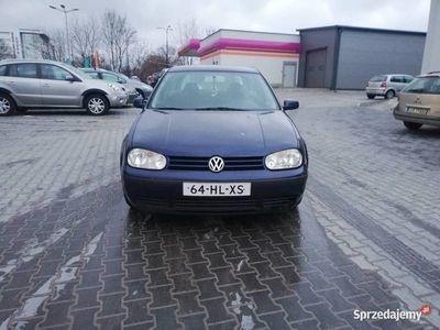 używany VW Golf IV 1.9Diesel 100KM Klima Możliwa Zamiana