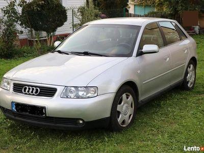 używany Audi A3 8L, 5D, 1.9 TDI, zadbane + koła lato/zima, prywatnie