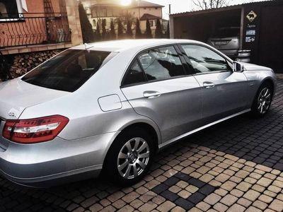 używany Mercedes E220 W212