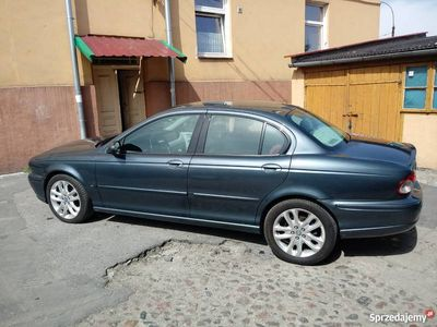 używany Jaguar X-type 2.5 V6 B+G 196 Km