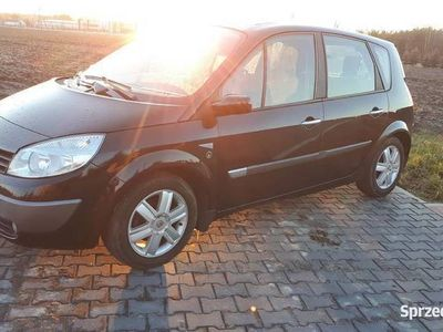 używany Renault Scénic lpg 1,6