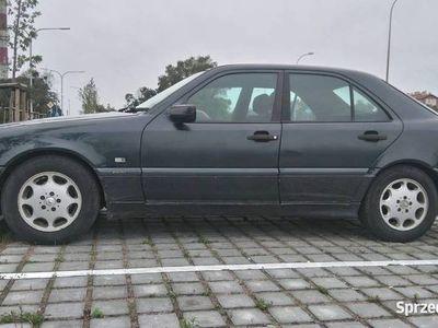 używany Mercedes C220 CDI