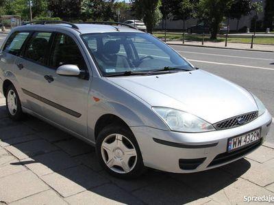 używany Ford Focus Mk 1 kombi 2003.Przebieg 234952 km.