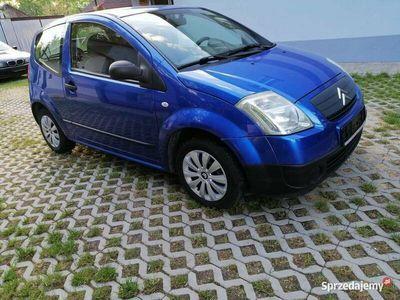 używany Citroën C2 z Niemiec