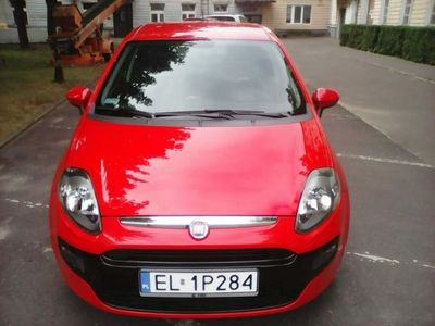 używany Fiat Punto Evo 1.2dm 69KM 2011r. 62 142km