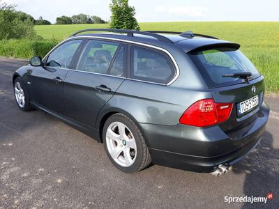 używany BMW 325 E91 d silnik 3,0 diesel, kombi