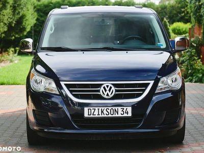 używany VW Routan