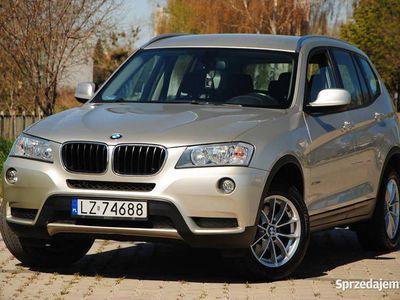 używany BMW X3 F 25