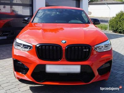 używany BMW X4 M Competition