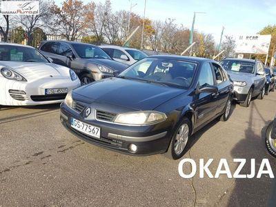 used Renault Laguna II 1.9dm3 130KM 2007r. 212 583km 1.9 DCI 130 KM, Nawigacja, Klima Dwustrefowa, Alufelgi, tempomat