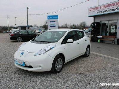 używany Nissan Leaf F-VAT 30KW Gwarancja Fabryczna Salon Polska