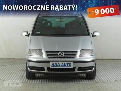 używany VW Sharan I Klimatronic, Tempomat, Parktronic,ALU, Piaseczno