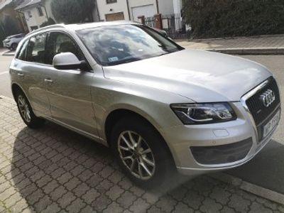 używany Audi Q5 2010/11, benzyna 211 KM, 4x4