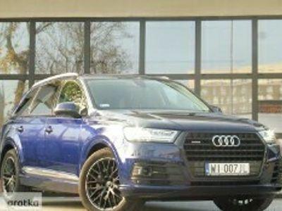 używany Audi Q7 II 3.0 TDI! 231KM! Quattro! S-line! Z polskiego salonu! Faktura vat!