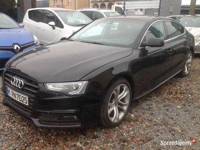 używany Audi A5 po opłatach