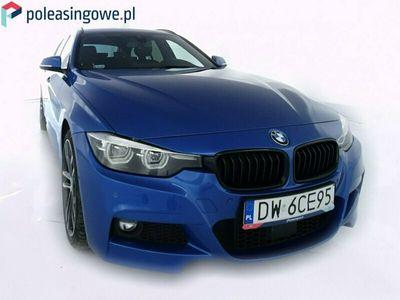 używany BMW 320 2dm 190KM 2018r. 87 420km