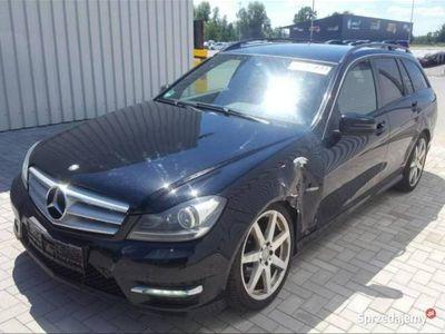 używany Mercedes C250 C 250 -Benz2.1 CDI BlueEfficiency 204 KM 7-bieg. autom. 2011 W204 (2007-2014)