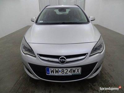 używany Opel Astra 1.6dm 136KM 2015r. 180 153km
