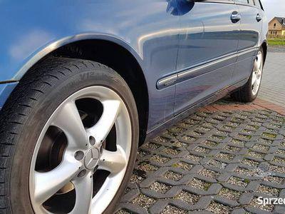 używany Mercedes C200 kompresor 1 właściciel w pl, 6 biegów