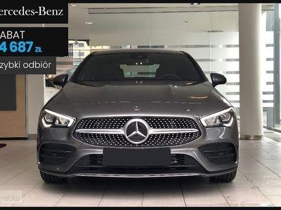 "używany Mercedes CLA200 Klasa CLA Linia AMG 1.3(163KM) AMG   Pakiet Advantage + Asystent ""mart"