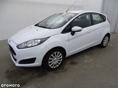 używany Ford Fiesta 1.5dm 75KM 2016r. 110 696km