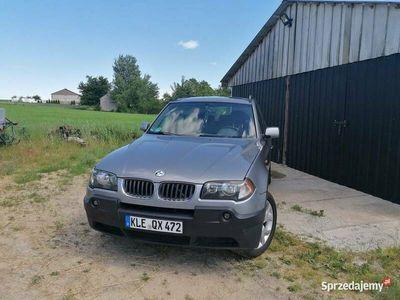 używany BMW X3 E83 3.0 231 km