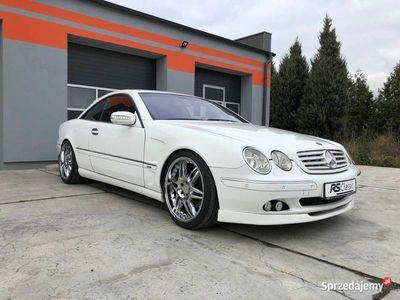 używany Mercedes CL500 W215BRABUS piękny i wyjątkowy Japoniai
