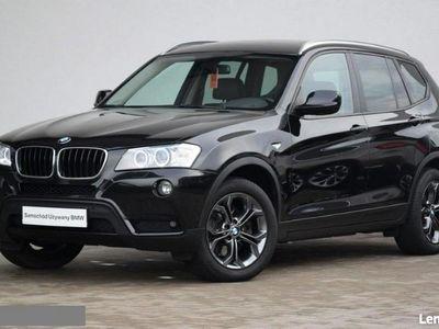 używany BMW X3 2dm 184KM 2013r. 107 000km