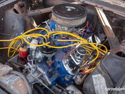 używany Ford Mustang Fastback z 1966r