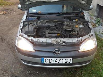 używany Opel Corsa C 2002r 1.0
