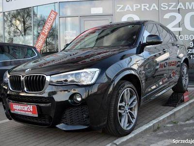 używany BMW X4 2dm 190KM 2016r. 63 900km