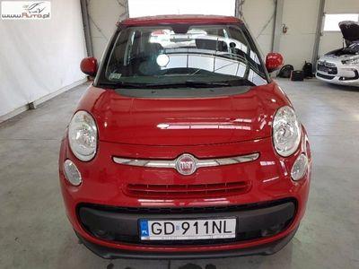 używany Fiat 500L Inny 1.4dm3 95KM 2017r. 8 995km1.4 16V Pop Star