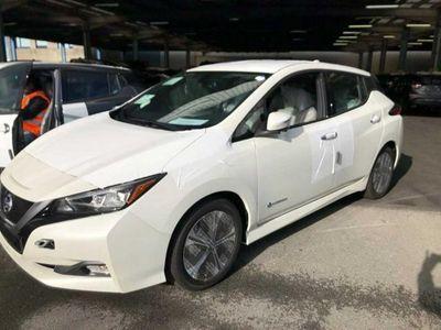 używany Nissan Leaf 0dm 107KM 2019r. km