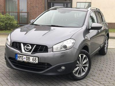 używany Nissan Qashqai 2dm 150KM 2011r. 156 750km