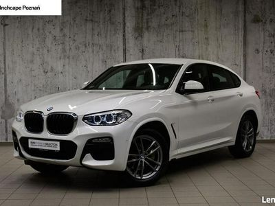 używany BMW X4 2dm 190KM 2018r. 31 290km