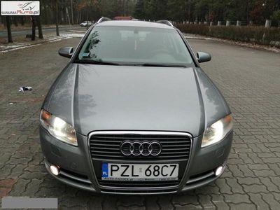 gebraucht Audi A4 2dm3 170KM 2006r. 292km Avant 2.0 TDI *170KM*NAVI*XENON*BOSE*OKAZJA!