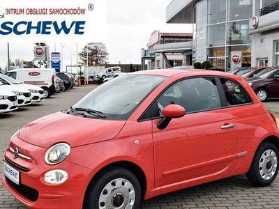 używany Fiat 500 Pop 69KM SCHEWE Gdańsk 1.2 Pop 69KM SCHEWE Gdańsk ręczna klima.