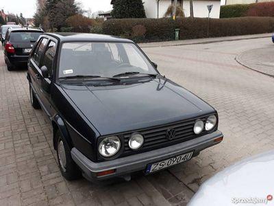używany VW Golf II 1.6, wspomaganie, skrzynia 5, zamięnię