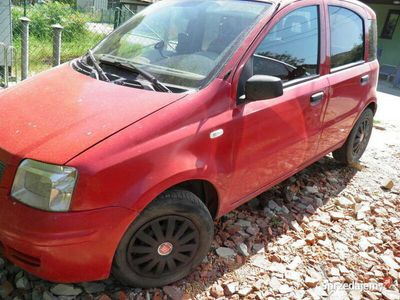 używany Fiat Panda van 1,1. lpg