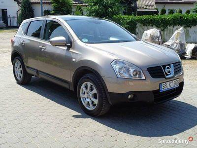 używany Nissan Qashqai 2.0 Bogata Wersja